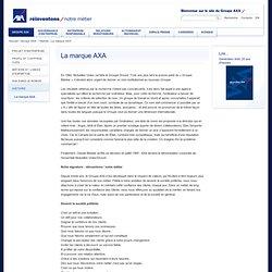 Groupe AXA / Histoire / La marque AXA