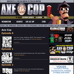 Axe Cop | Episodes