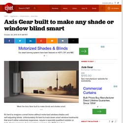 Axis Gear Release Date, Price and Specs