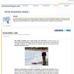 Aylan Kurdi, 3 ans