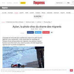 Aylan, la photo choc du drame des migrants
