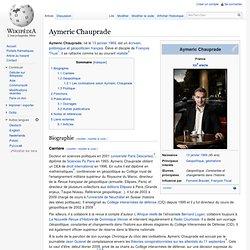 Aymeric Chauprade