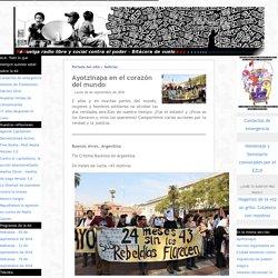 Ayotzinapa en el corazón del mundo - [Ké Huelga Radio]