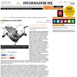 Ayotzinapa y la crisis política