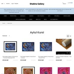 Aytul Kursi – Shabina Gallery