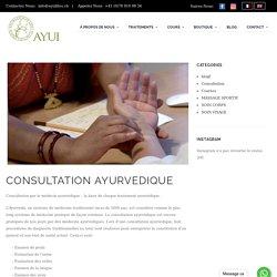 Ayurvedic Consultation - Ayubliss