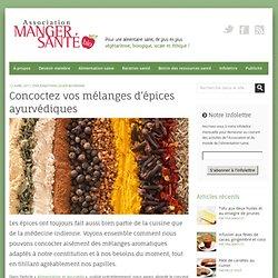 Concoctez vos mélanges d'épices ayurvédiques