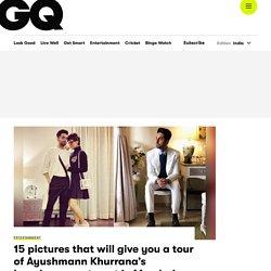 15 Pictures Inside Ayushmann Khurrana's Luxury House in Mumbai - GQ India