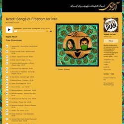 Azadi: Songs of Freedom for Iran