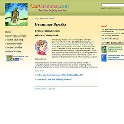 Grammar Speaks