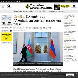 L'Arménie et l'Azerbaïdjan prisonniers de leur passé