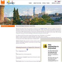 Azerbaijan Visa / Azterra Travel