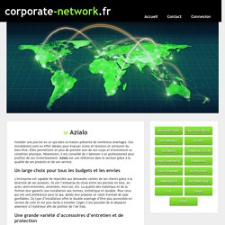 Azialo - corporate-network.fr