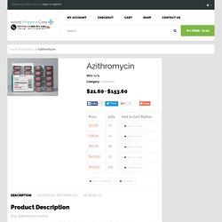 buy azithromycin online information