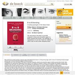 B to B Branding