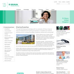 B. Braun Medical Ltd