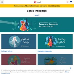 Bądź z innej bajki - Bądź z innej bajki - Portal Gov.pl