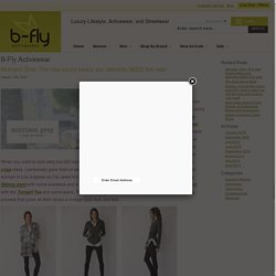 B-Fly Activewear