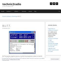 B.U.T.T. - technic2radio