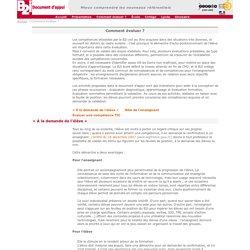 B2i Document d'appui