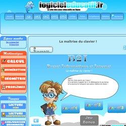 b2i - maitrise du clavier