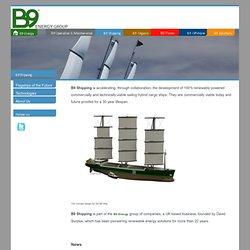 B9 Shipping