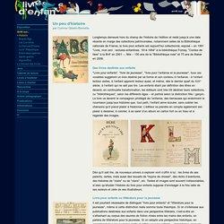 Babar, Harry Potter et Cie. Livres d'enfants d'hier et d'aujourd'hui