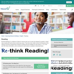 Babcock LDP - Primary and Secondary English Reading