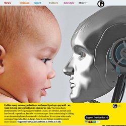 How babies learn – and why robots can't compete
