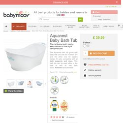 Baby Aquanest Bath Tub Online