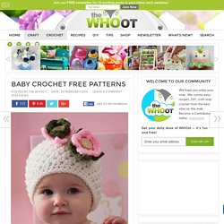 Baby Crochet Free Patterns
