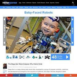 Baby-Faced Robots : Diego-San