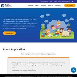 Baby Learning App Development Cost