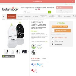 Easy Care Baby Monitor