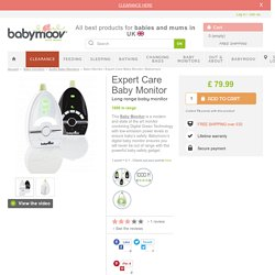 Expert Care Baby Monitor