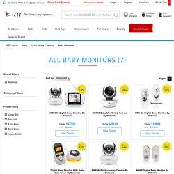 Baby Monitors Australia