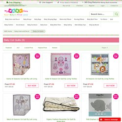 Baby Cot Quilts Australia