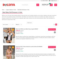Best Babydoll Dresses Online in India