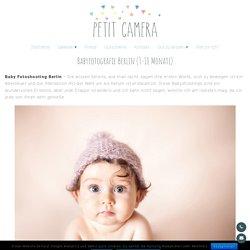Babyfotografie Berlin - Baby Fotoshooting - Petit Camera