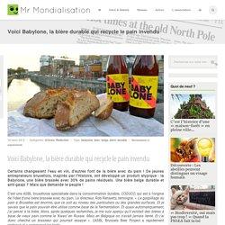 Voici Babylone, la bière durable qui recycle le pain invendu