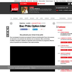 Bac Philo Option Inter