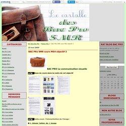 BAC PRo SMR cours MG4 objectif 2 - NaT Blog Bac PRo