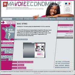 Ma voie économique – Onisep » Bac STMG