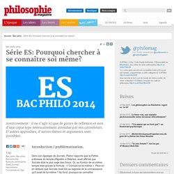 Bac Philo, Bac, philo, Bac philo, Baccalauréat, Épreuve, philosophie, Sujet, Corrigé, Narcissisme, Connaissance, Ego