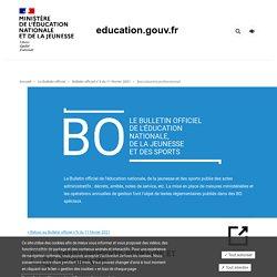 Attestation de réussite intermédiaire Bac Pro (BO n°6, 11/02/21)