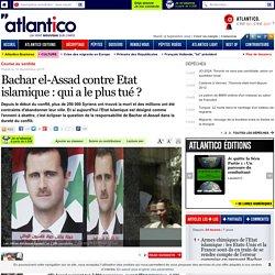Bachar el-Assad contre Etat islamique : qui a le plus tué ?