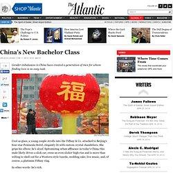 China's New Bachelor Class - Jessica Levine