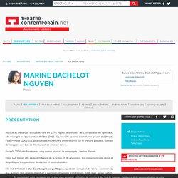 Marine Bachelot Nguyen