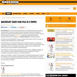 Pierre Bachelot devient chargé de mission à l'Institut national