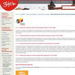 ESO, Bachillerato , PCPI y Ciclos Formativos